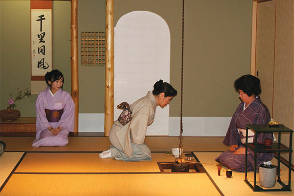 Sado Demonstration - Morikami Museum and Japanese Gardens