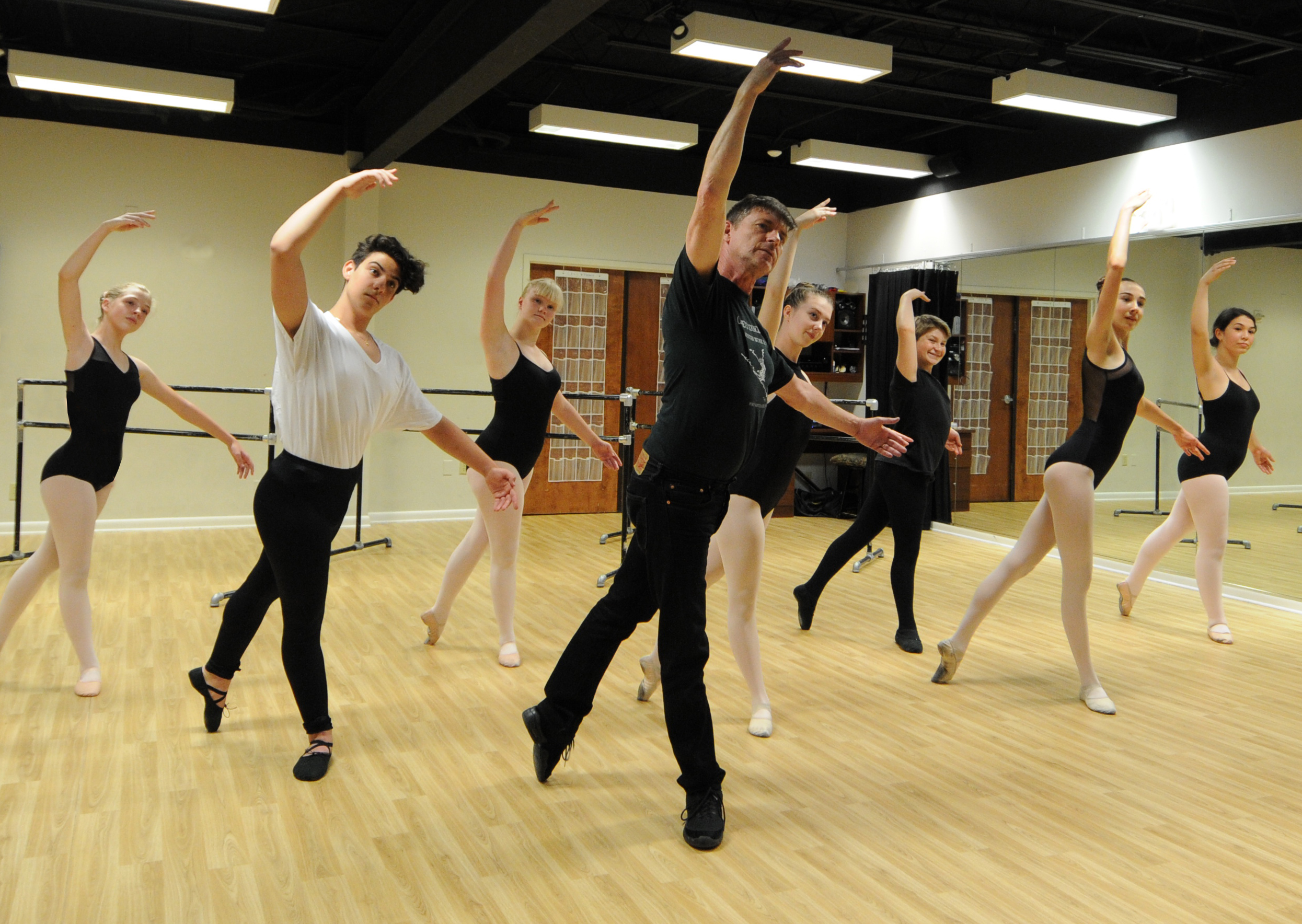 Spring classes at the Maltz Jupiter Theatre - photo by Alicia Donelan