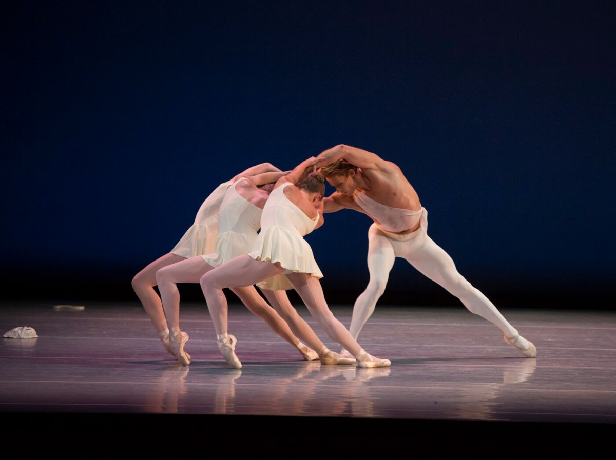 ELIZABETH H. DUDLEY PRESENTS STARS OF AMERICAN BALLET IN CONCERT WITH BOCA BALLET THEATRE