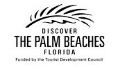 Funded by the Palm Beach County Tourist Development Council