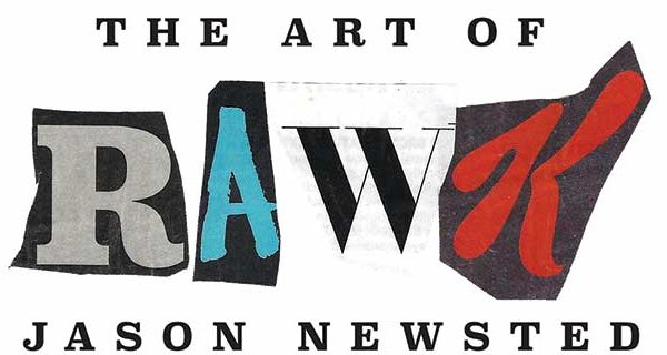 The Art of RAWK - Jason Newsted