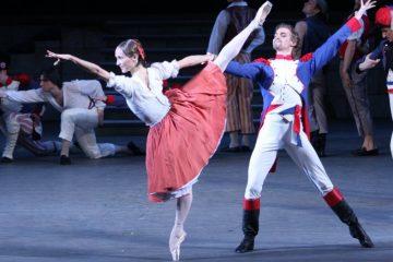 The Flames of Paris - Bolshoi Ballet