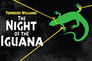 """Tennessee Williams' """"The Night of the Iguana"""""""