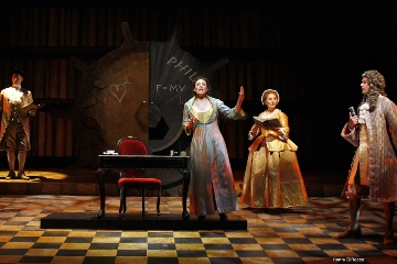 The Revolutionists by Lauren Gunderson - FAU Theatre Lab