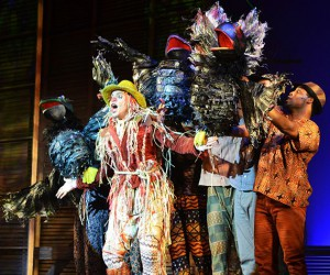 The Wiz - Maltz Jupiter Theatre - by Jen Vasbinder