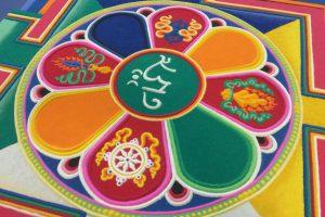 Tibetan Monks Sacred Art Tour