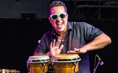 Tito Puente Jr - Behind the Sunglasses