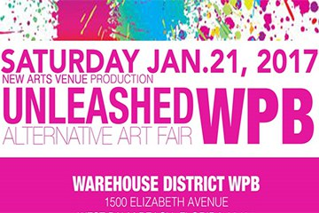 Unleashed Alternative Art Fair WPB