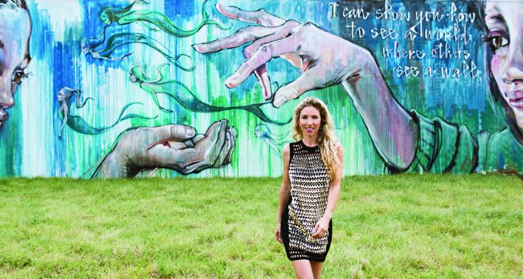 Nicole Henry - Arts Innovator