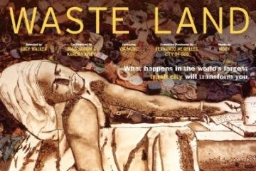 Waste Land screening at Boca Raton Museum of Art