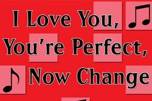 Willow Theatre - I Love You Youre Perfect Now Change