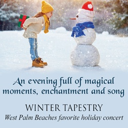 """""""Winter Tapestry"""": A Holiday Concert by Young Singers of the Palm Beaches"""