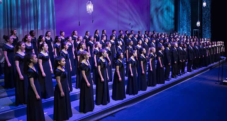 Young Singers of the Palm Beaches MOSAIC 2018