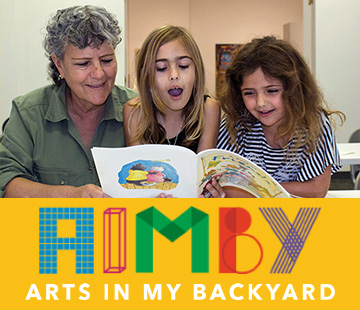 AIMBY: Arts in My Backyard
