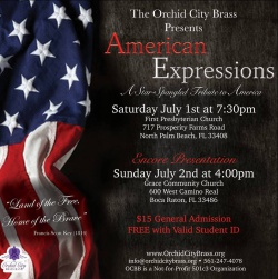 Orchid City Brass: American Expressions