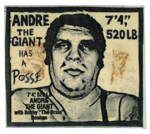 Andre the Giant - Shepard Fairey