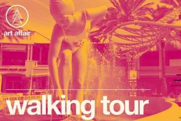cityplace walking tour