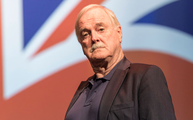 John Cleese, Live On Stage--Plus Monty Python and the Holy Grail