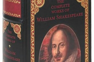 PBA - complete works of william shakespeare