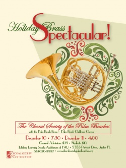 Holiday Brass Spectacular: Choral Society of the Palm Beaches
