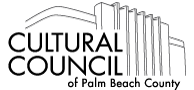 Cultural Council of Palm Beach County logo