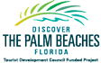 Discover The Palm Beaches logo