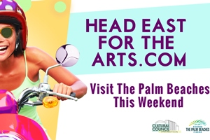 Head East for the Arts ad - 2015