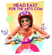 Head East for the Arts.com