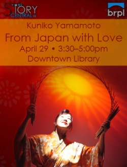 From Japan with Love: The Magical, Musical Storytelling of Kuniko Yamamoto