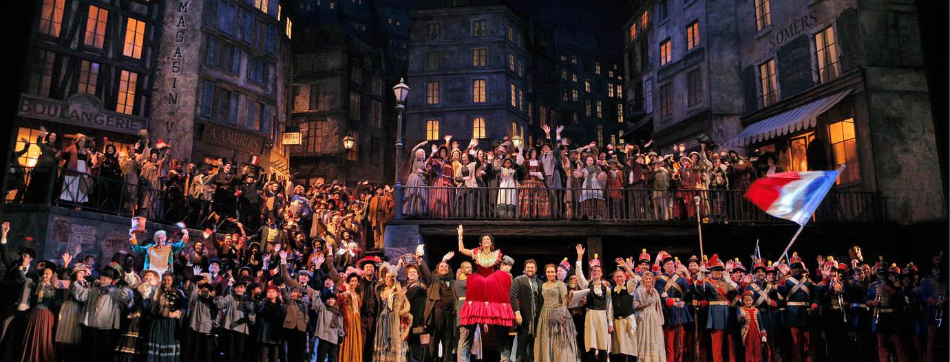 "Metropolitan Opera's ""La Boheme"" at Society of the Four Arts"