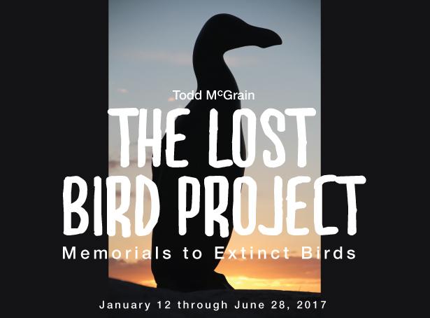 The Lost Bird Project: Memorials to Extinct Birds