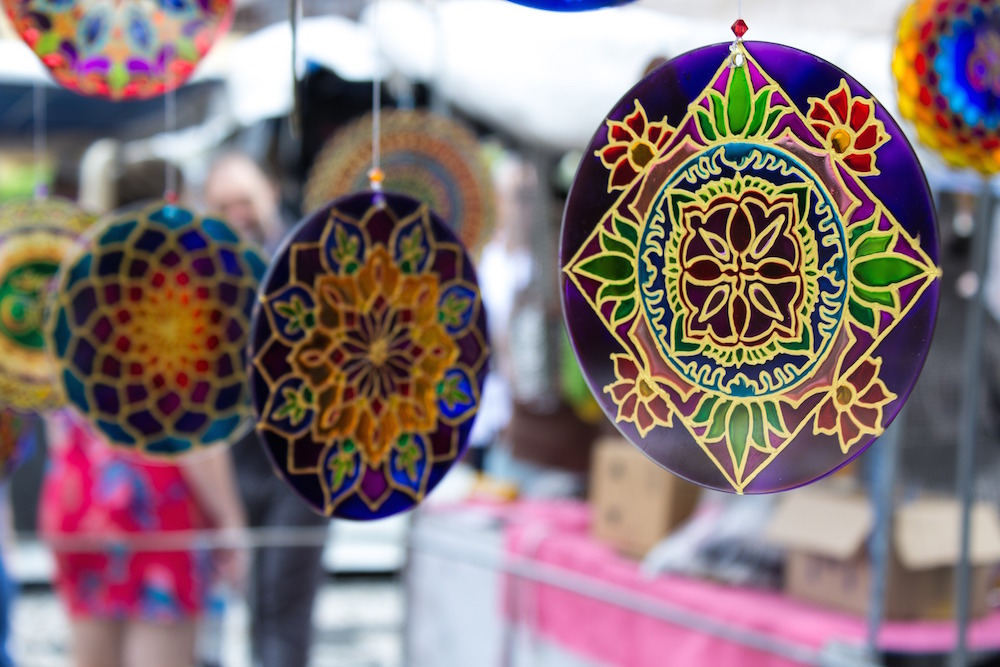 Downtown Delray Beach Craft Festival
