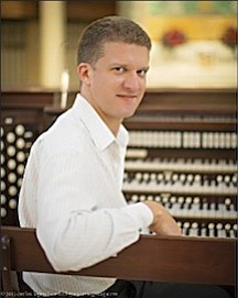 Organist Matthew Steynor Celebrates 500th Anniversary of Protestant Reformation