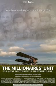 """The Millionaire's Unit"" with Producer Harry Davison"