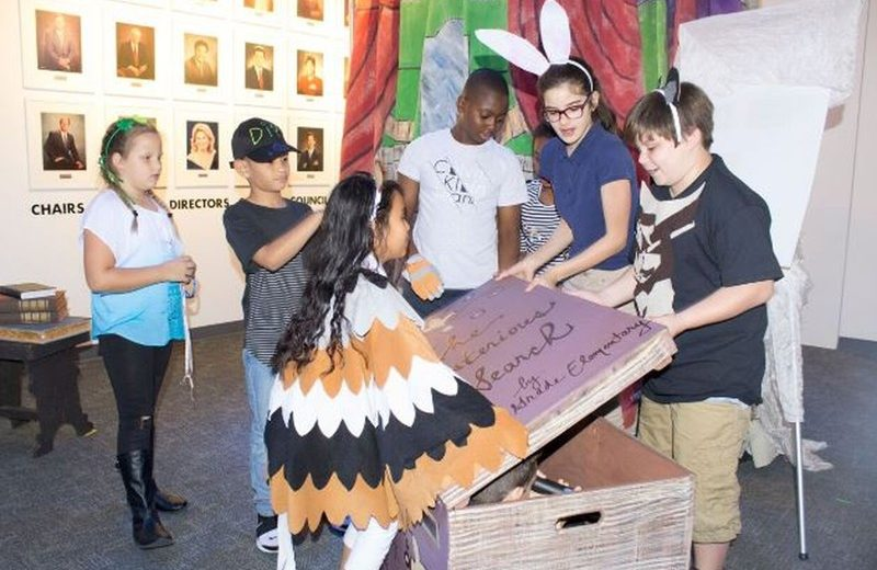 Lake Worth elementary students stage their opera to Cultural Council - Kevin Thompson PBPost