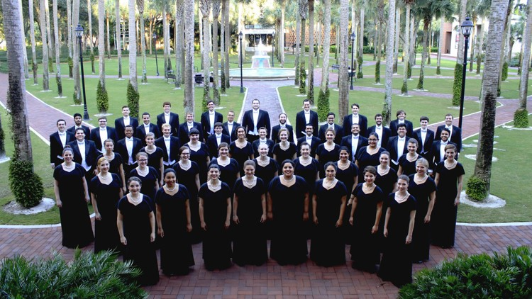 Stetson University Concert Choir Comes to Royal Poinciana Chapel