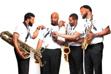 The New Vision Sax Ensemble