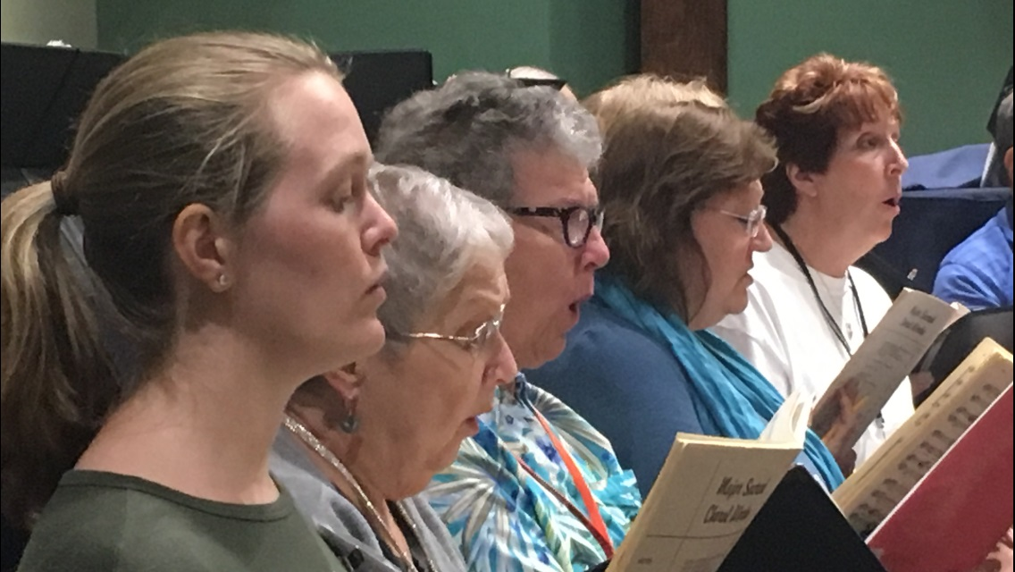 Open Rehearsal with the Choral Society of the Palm Beaches