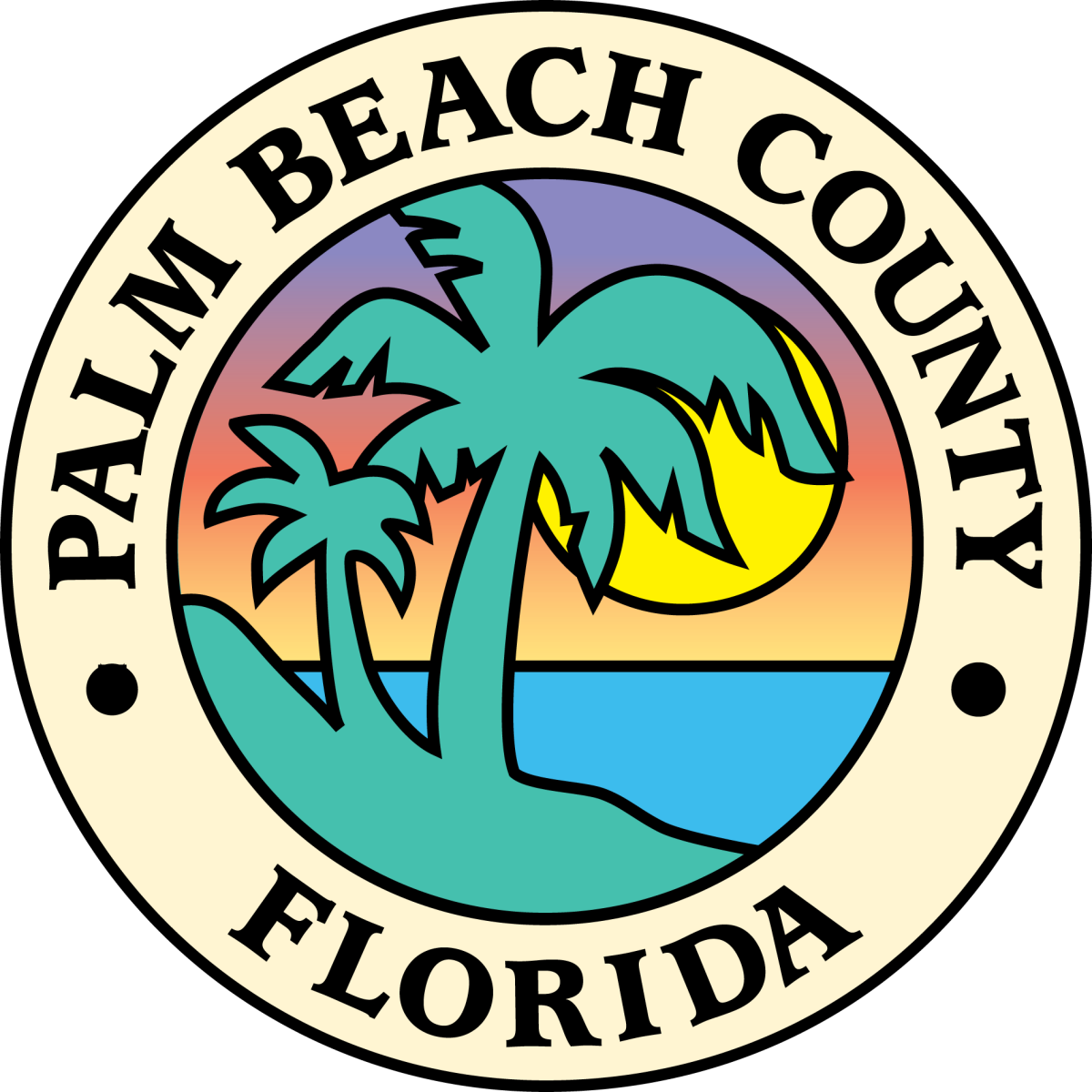 cultural council and palm beach county logos cultural