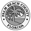 Palm Beach County Seal - grayscale