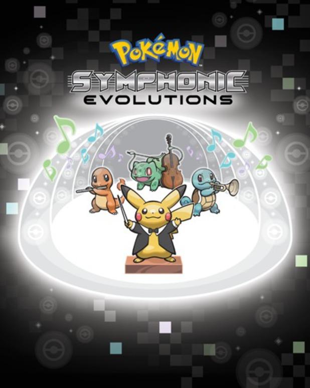 Pokeman Symphonic Evolutions