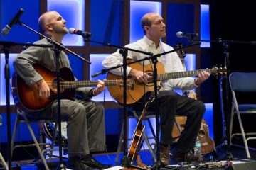Richard Gilewitz and Tim May - Taras Foundation Ocean of Notes Concert Series