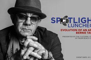 Spotlight Luncheon - Bernie Tapuin