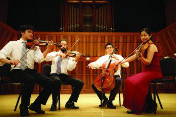 Flagler Museum Music Series - Telegraph Quartet