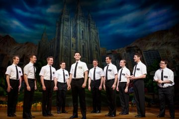 The Book of Mormon - Kravis on Broadway