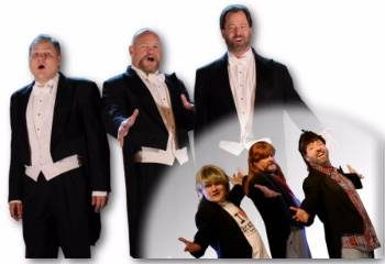 3 Redneck Tenors - Dolly Hand Cultural Arts Center
