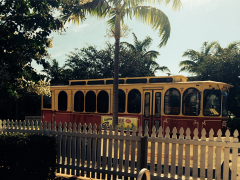 """""""Ride and Remember"""" Trolley Tour"""